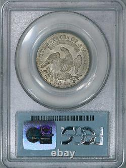 1815 PCGS MS63 Bust Quarter, Choice Mint State bust quarters are RARE, nice coin