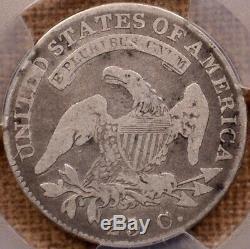1825/4 (2) B. 3 Rare die state Capped Bust quarter, PCGS G4 DavidKahnRareCoins