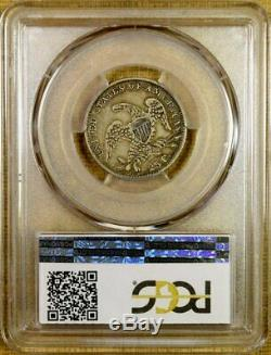 1835 B-5 Middle Die State PCGS VF35 Bust Quarter
