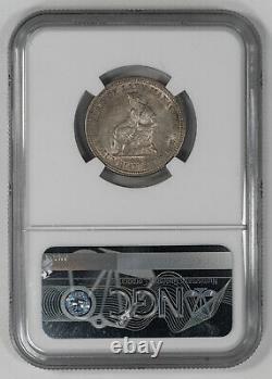 1893 Isabella Silver Commemorative Quarter 25c Ngc Ms 62 Mint State Unc (058)