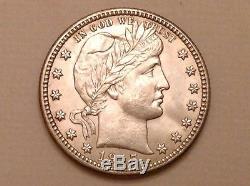 - 1915 United States Barber Quarter