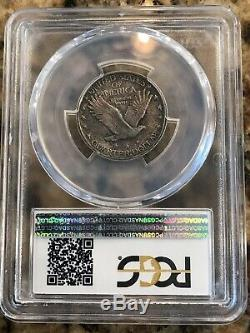 1923 25C Standing Liberty Silver Quarter PCGS MS-65 Nice Gem State, Almost FH