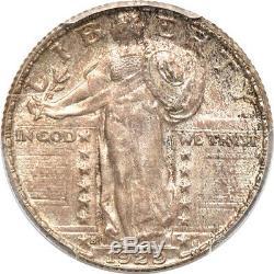 1929-S Standing Liberty Quarter MS / Mint State 63 FH, PCGS 25C C00043836