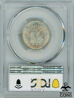 1929 United States Standing Liberty 25c Silver Quarter Coin PCGS MS62 FH