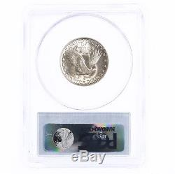 1930 Standing Liberty 25C PCGS Certified MS63 FH Mint State Full Head US Quarter