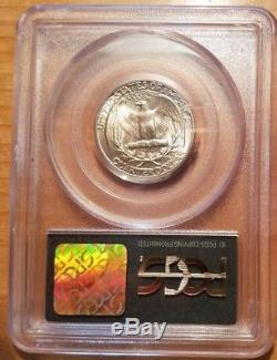 1934 Washington Quarter PCGS Mint State 65 (OGH) A Stunning Coin