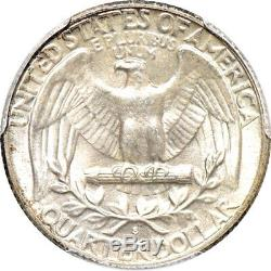 1938-S Washington Quarter MS / Mint State 65 PCGS 25C C40368