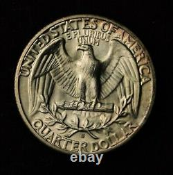 1938-s 25c Washington Silver Quarter United States Coin