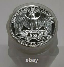 1956 United States Roll of Proof Silver Washington Quarters 40 Coins Total