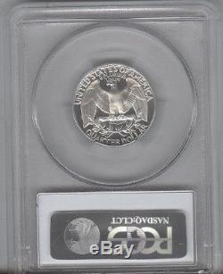 1963 Washington PROOF SILVER 25c PCGS PR69 DCAM- PROOF 69 DEEP CAMEO- LOW POP