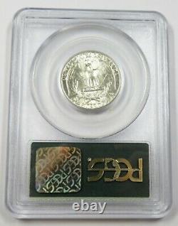 1964-P PCGS MS64 OGH Mint State SAMPLE Washington Quarter 25c US Coin #28831A