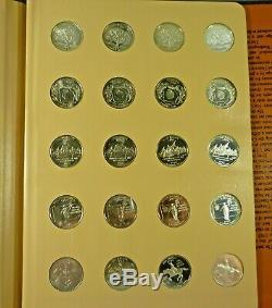 1999 2003 Dansco Washington Quarters Statehood P, D, Proofs & Silver Proofs