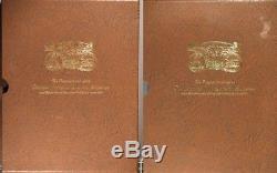 1999-2008 STATE QUARTER SET COMPLETE 200 Coins BU/PROOF/SILVER PF Dansco Albums
