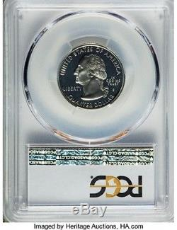1999-S 25c Delaware State SILVER Quarter Proof PCGS PR70DCAM FREE Shipping