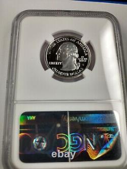 1999 S Pennsylvania State Quarter Silver PF70 Ultra Cameo NGC 6033274-122