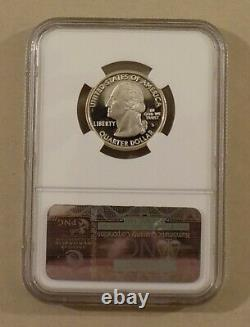 1999 S SILVER 25c DELAWARE STATE QUARTER NGC PF70 ULTRA CAMEO