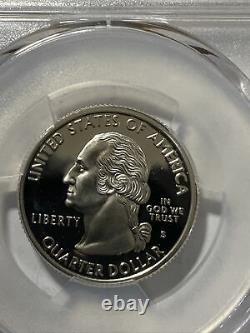 1999-S Silver Delaware State Quarter PCGS PR70DCAM (PERFECT)
