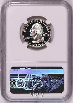 1999-S Silver Pennsylvania US State Quarter NGC PF70 Ultra Cameo