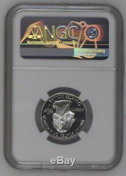1999 S Silver Quarter 25c Delaware Ngc Pf 70 Ultra Cameo