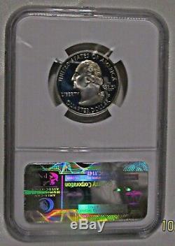 1999 S Silver State Quarter (5 Coin Set) 1-pcgs Pr 70 & 4-ngc Pf 70 Ultra Cameo