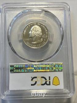 1999s State Quarter KEY Delaware Silver Proof PCGS PR70DCAM (PERFECT GRADE)