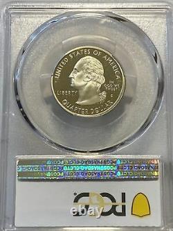 1999s State Quarter Pennsylvania Silver Proof PCGS PR70DCAM (PERFECT GRADE)