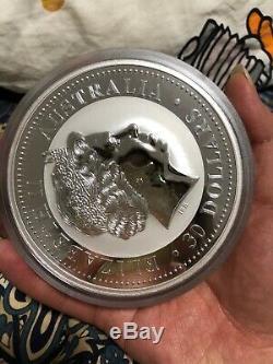 2000 Australia US 50state quarter honor mark kookaburra kilo gilded silver coin