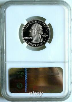 2000-S New Hampshire SILVER State Quarter NGC PF70 PERFECT