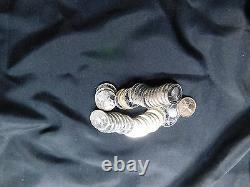2003 Illinois State Quarters Silver Proofs Roll of 40 (17-240)
