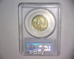 2004 D Washington Quarter EXTRA LOW LEAF WI. STATE FS-5902 MS-63 US ERROR COIN