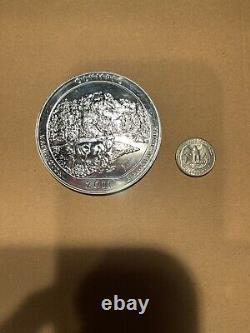 2011 Olympic Washington United States Of America 5 Oz Quarter Dollar
