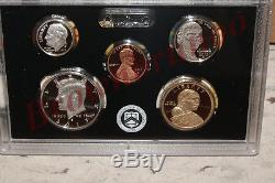2013 United States Mint SILVER Proof Set 14 Pc Coins Kennedy Half Quarters Dime