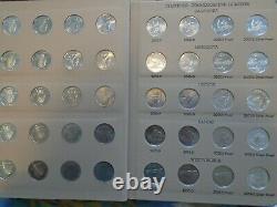 Complete! 1999-2009 Statehood Quarter Set Incl Silver Ptoofs, S, P, D, S Huge Lot