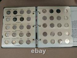 Fifty State Commemorative Quarters 1999-2003 P, D, Proof & Silver Proof-80 Coins