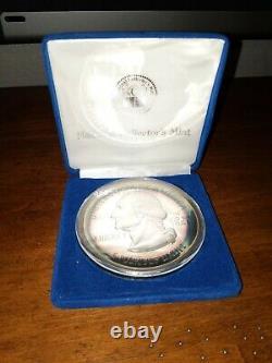 Giant 1lb. 999 Silver 50 States Proof Quarter Amazing Toning