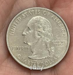 RARE 1787 1999 D Delaware FIRST STATE QUARTER DOLLAR Coin With Caesar Rodney