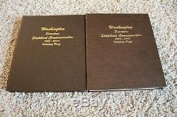 STATE QUARTERS 1999-2008 COMPLETE SET With PROOFS & SILVER PROOFS IN DANSCO ALBUMS