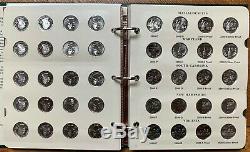 State Quarters Set 1999-2009 P, D, S (CN & Silver) K7419