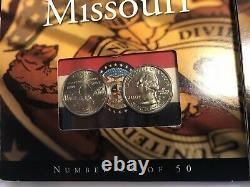 The 50 States Quarter Program Complete Collection