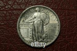 United States 1917 Silver Quarter (1897)