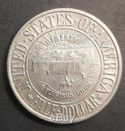 United States US 1936 York County Commemorative Half Dollar Silver Coin UNC