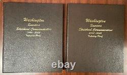 WASHINGTON QUARTERS STATEHOOD COMMEMORATIVE SET COMPLETE 1999 2008 With PROOFS