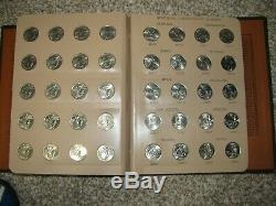 Washington Statehood Quarters Complete Set 1999 2009 PDSS Silver Proof Issues